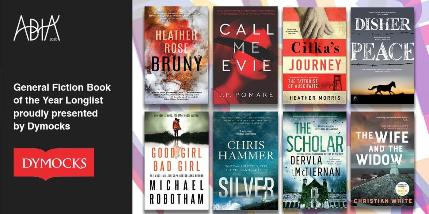 General Fiction Book of the Year Longlist