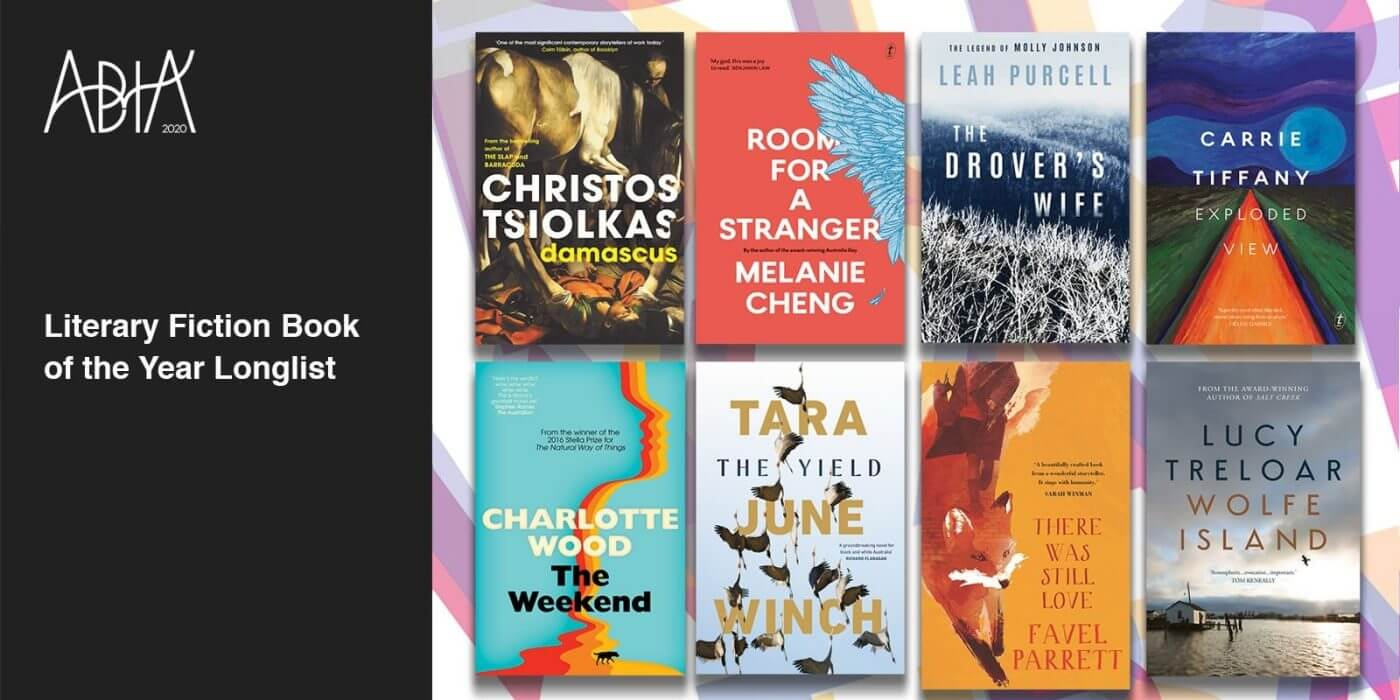 ABIA 2020 Literary Fiction Book of the Year