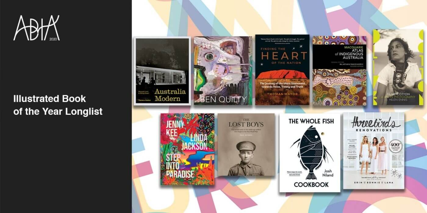 ABIA 2020 Illustrated Book of the Year Longlist